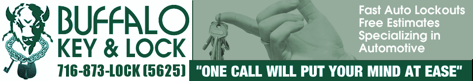 Tonawanda, NY, Locksmiths, Keys, Locks, Remotes :: Buffalo, NY, Western New York